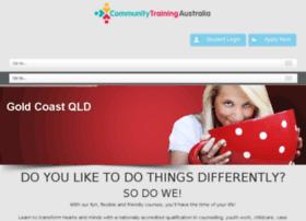 communitytrainingaustralia.com.au