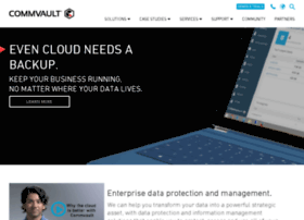 commvault.co.in