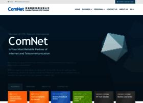comnet-telecom.com.hk