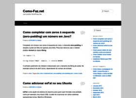 como-faz.net