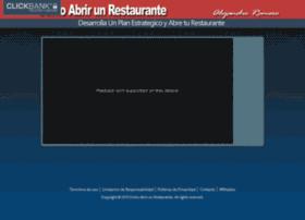 comoabrirunrestaurante.net