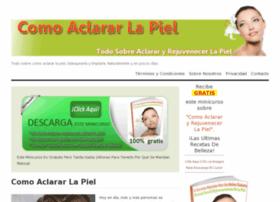 comoaclararlapiel.wordpress.com