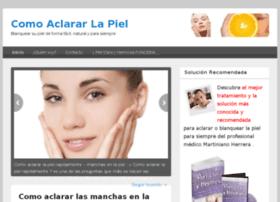 comoaclararpiel.net