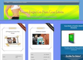 comobajardepeso-condieta.com