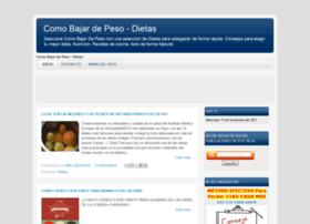 comobajardepeso-dietas.blogspot.com