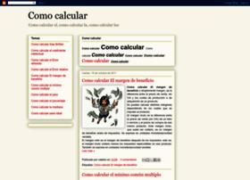 comocalcular.blogspot.com