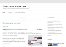 comocomprarunacasa.org