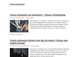 comoconseguir.com.br