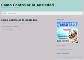 comocontrolarlaansiedad.info