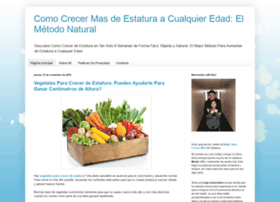 comocrecermasdeestaturahoy.blogspot.mx