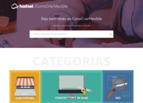 comocriarmeusite.com.br
