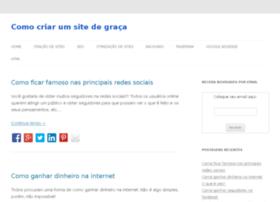 comocriarumsitedegraca.com.br