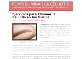 comoeliminarlacelulitisv.com