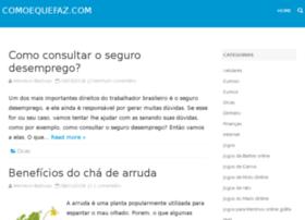 comoequefaz.com
