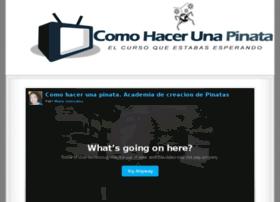 comohacerunapinata.com