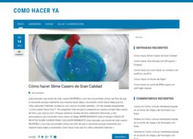 comohacerya.com