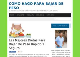 comohagoparabajardepeso.org
