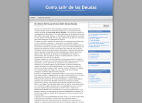 comosalirdelasdeudas1.wordpress.com
