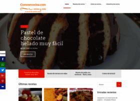 comosecocina.com