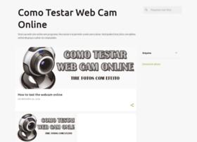 comotestarwebcam.com