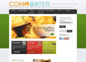 comowater.com