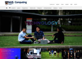 comp.nus.edu.sg