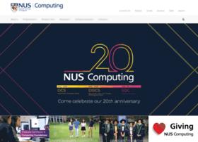 comp.nus.edu