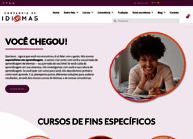 companhiadeidiomas.com.br