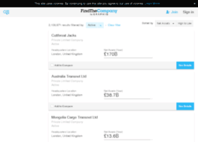 companies.findthebest.co.uk