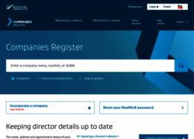 companies.govt.nz