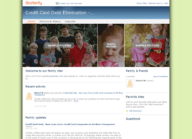 companiesdebtconsolidation.shutterfly.com