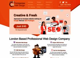 companieswebdesign.co.uk