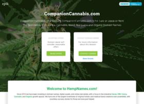 companioncannabis.com