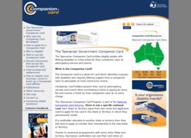 companioncard.dpac.tas.gov.au