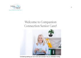 companionconnectionseniorcare.com