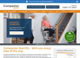 companionstairlifts.co.uk