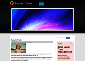 company-theme.techsaran.com