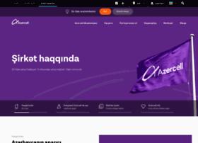company.azercell.com