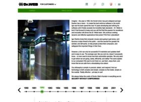company.drweb.com