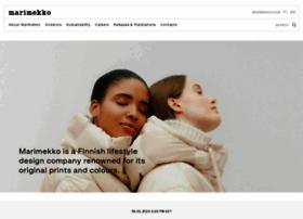 company.marimekko.fi