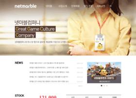 company.netmarble.com