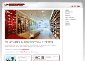 company.sidestep-shoes.com
