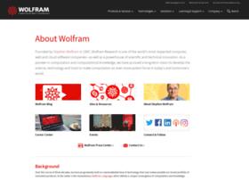 company.wolfram.com