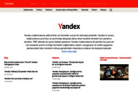 company.yandex.com.tr