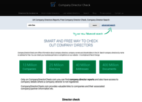 companydirectorcheck.com