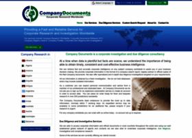 Companydocuments.com