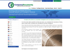 companydocuments.com