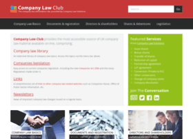 companylawclub.co.uk