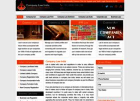 companylawindia.com
