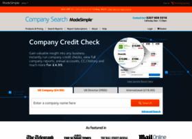 companysearchesmadesimple.com